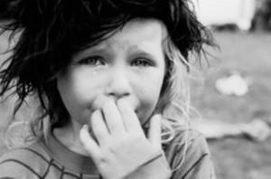angustia niñez