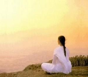 meditacion nature